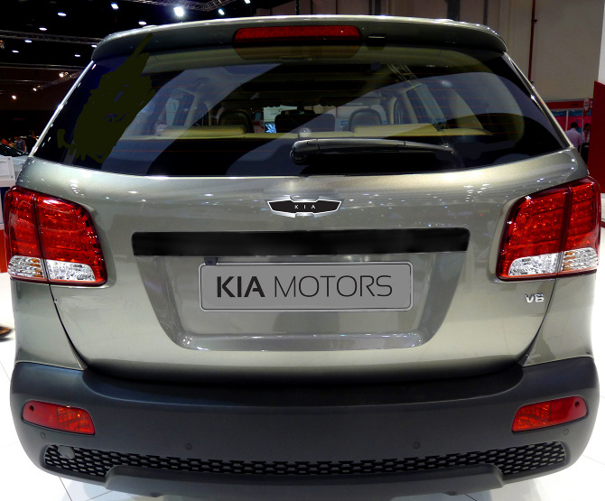 Kia Motors Rebranding Drew Elrick Design