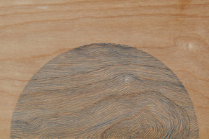 Wood Drawings
