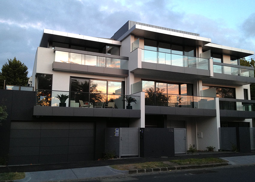 Elwood melbourne selwyn blackstone architect melbourne for Beach house designs melbourne