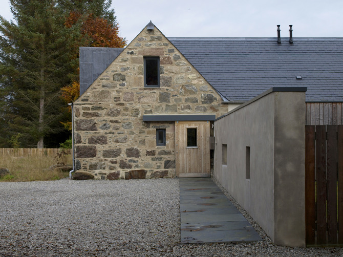 Bogbain Mill Rural Design Architects Isle Of Skye And