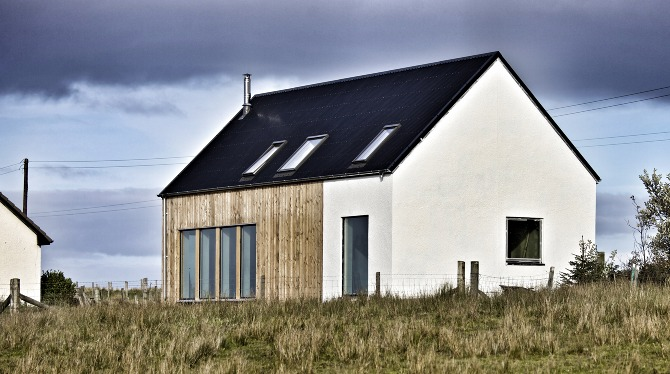 R House r.house - rural design architects - isle of skye and the highlands