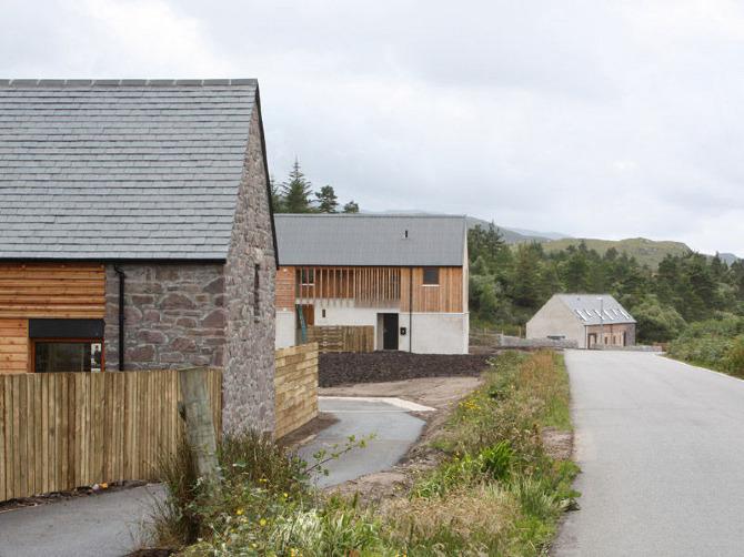 Burnside plockton rural design architects isle of for R house design