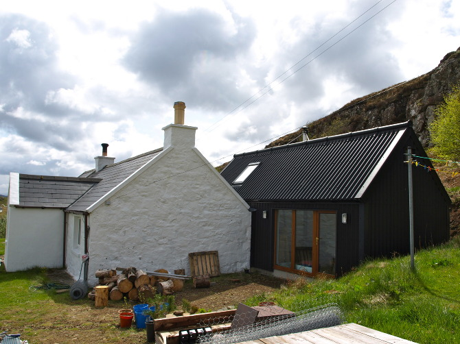 Small Projects Rural Design Architects Isle Of Skye